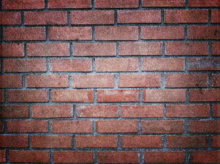 grunge: Abstract brick wall for halloween background Stock Photo