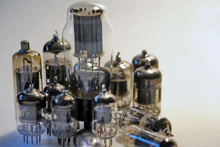 cathode ray tube: The electron tubes