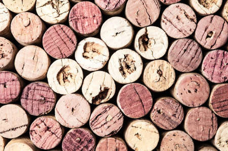 Wine corks photo