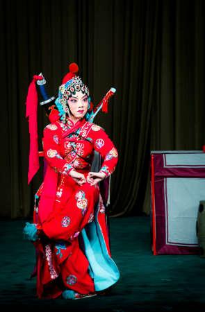stage props: Beijing Opera Editorial