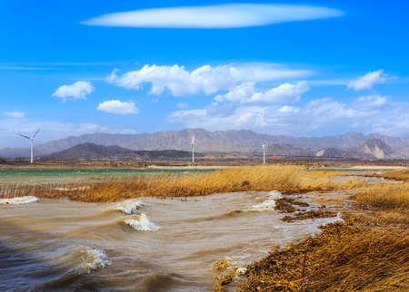 hebei: Hebei guanting reservoir scenery