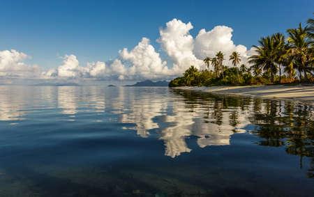 island: island scenic Stock Photo