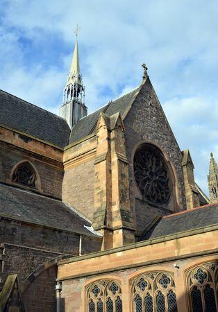 perth: St Ninians Episcopal Cathedral, Perth, Scotland