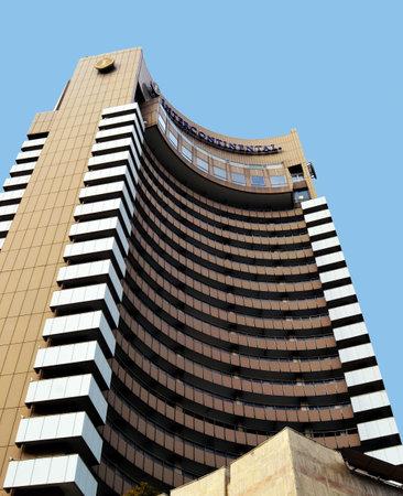 intercontinental: The Intercontinental Hotel, Bucharest, Romania Editorial