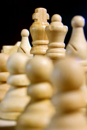 Chessmen Stock Photo - 1354880