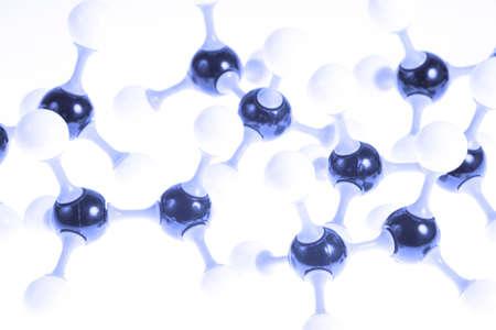 molecular model Stock Photo - 2317450