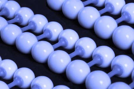 Atomic model photo