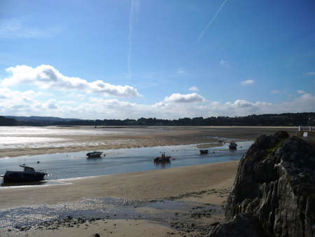plage: plage bretonne