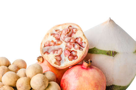 Mixed Fruit, coconut, wollongong, pomegranate photo