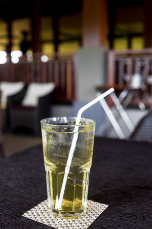 refreshment: oolong tea, refreshment cold drink