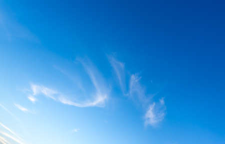 sparse: beautiful sparse clouds in the blue sky