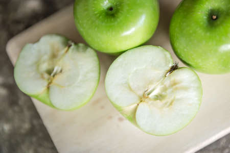 green apples: Green apples composition-still life, green apple ripe