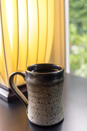 handcrafted: ceramic mug, Traditional handcrafted mug