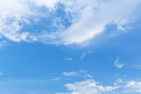 nimbi: Blue sky with clouds background