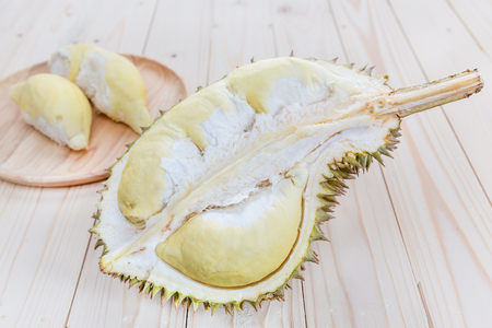 Durian: durian fruit