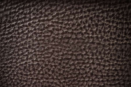 seamless leather: Dark Leather. Seamless Tileable Texture, dark leather background or texture