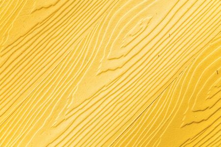 painted wood: Yellow Painted Wood, wooden background Stock Photo