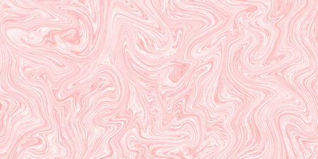 abstract liquid marble pattern texture : pink color background - can be used for brochure, poster, design packaging : illustration
