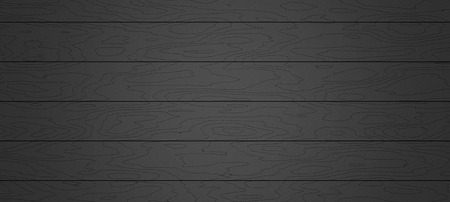 panoramic of black plywood texture for background - natural surface