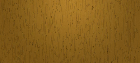 panoramic planks of yellow plywood board texture for background - concept interior and exterior decoration