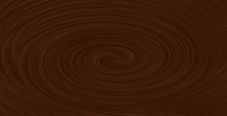 illustration image of liquid chocolate texture as background