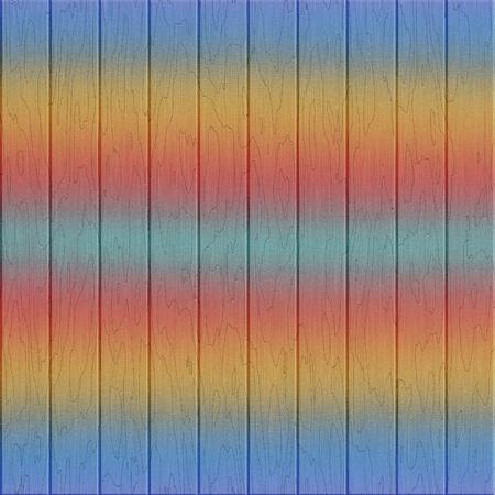colorful veneer plywood texture background for Interiors design Banco de Imagens