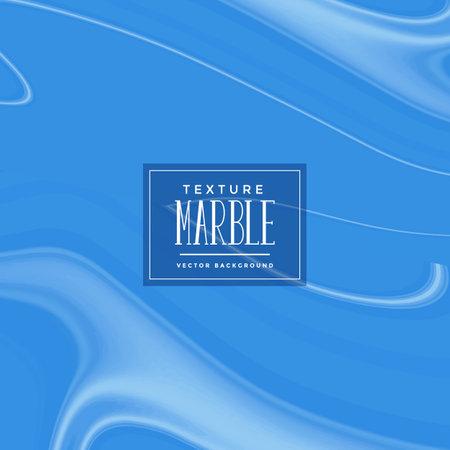 elegant blue liquid marble texture background