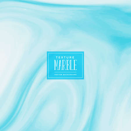abstract blue liquid marble background