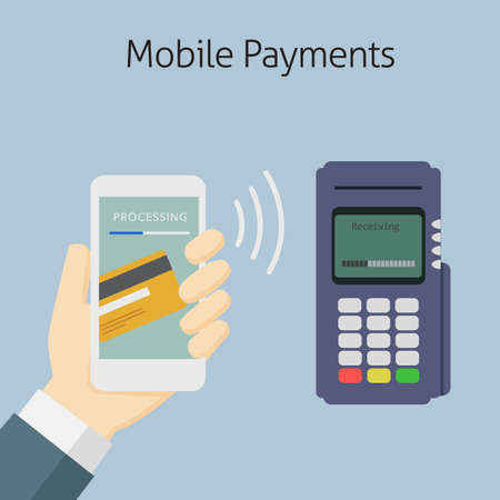 mobile payment: Mobile Payment With NFC Technology