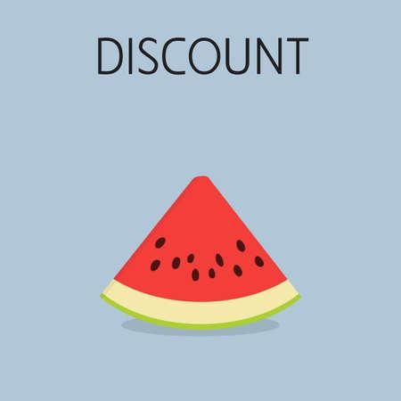 chunks: Summer sale. Watermelon Chunks