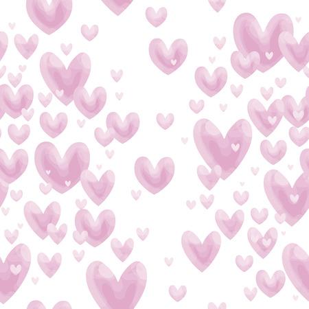 valentijn hart: Valentine hart patroon