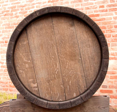beer barrel: Barrel