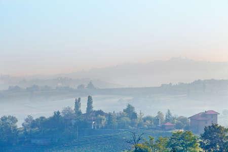backlite: Italian landscape