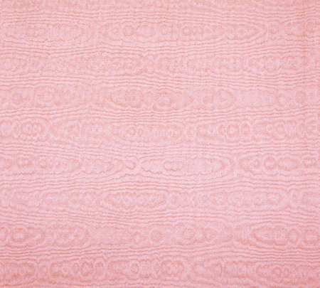 moire: Moire satin pink fabric Stock Photo
