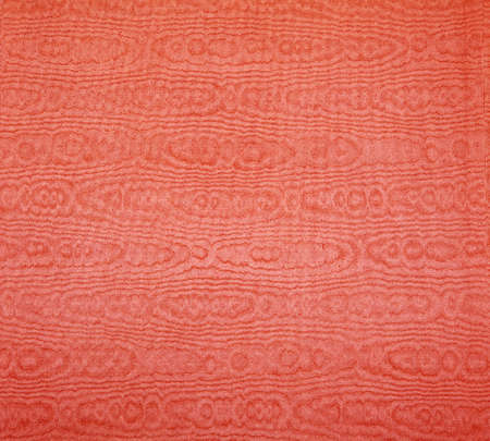 moire: Moire satin red fabric Stock Photo