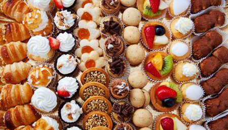 pastry Archivio Fotografico