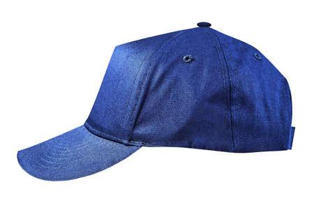 Sports cap isolated on white Stock Photo - 23366085