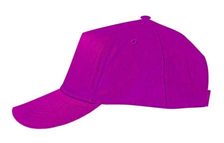 Sports cap isolated on white Stock Photo - 23366087