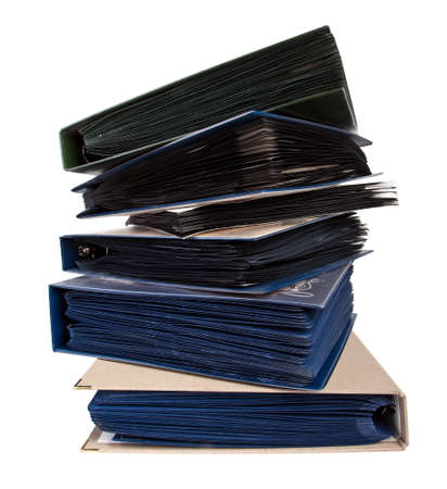 catalogs: Stack of books or catalogs