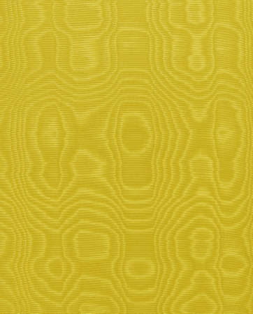 Background of yellow silk (moire)