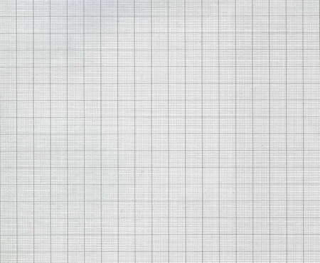 millimetres: Abstract background (shoot of old graph paper)