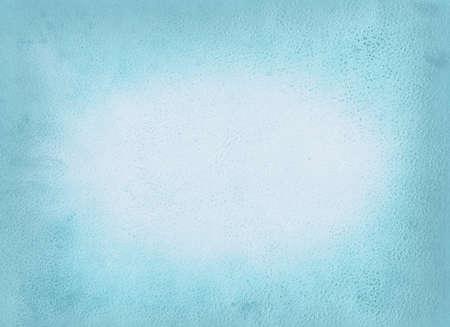 azure: Azure background (leather old cover) Stock Photo