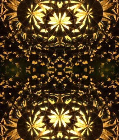 Abstract symmetrical background Stock fotó