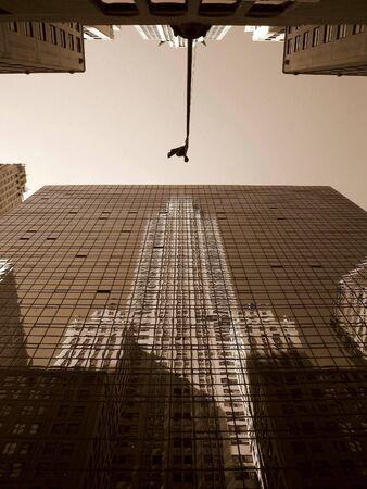 Skyscraper Reflection photo