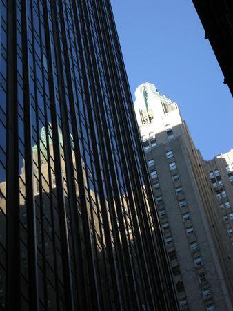 Skyscraper Facade photo