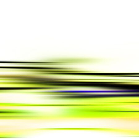 Abstract illustration of high speed motion illustration