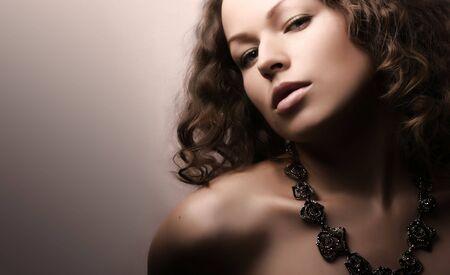 Beautiful woman. Fashion art photo Stock Photo - 2505091