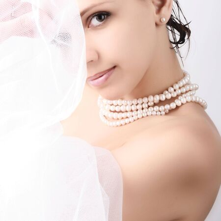 Beautiful young woman Stock Photo - 3237458
