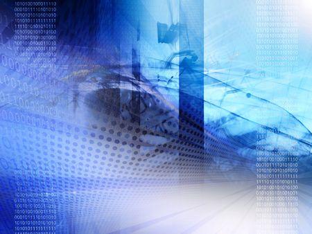 bin�rcode: Abstrakte technologischen Hintergrund, der bin�re code