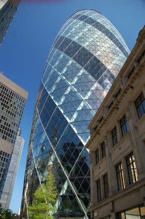 gherkin: The Gherkin Building, London Editorial
